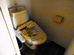 CA028(ボナール矢船)トイレ
