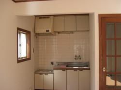 CA019(コーポ美里)キッチン
