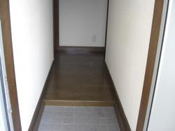 CA002(フローラ伊豆高原2DK)玄関