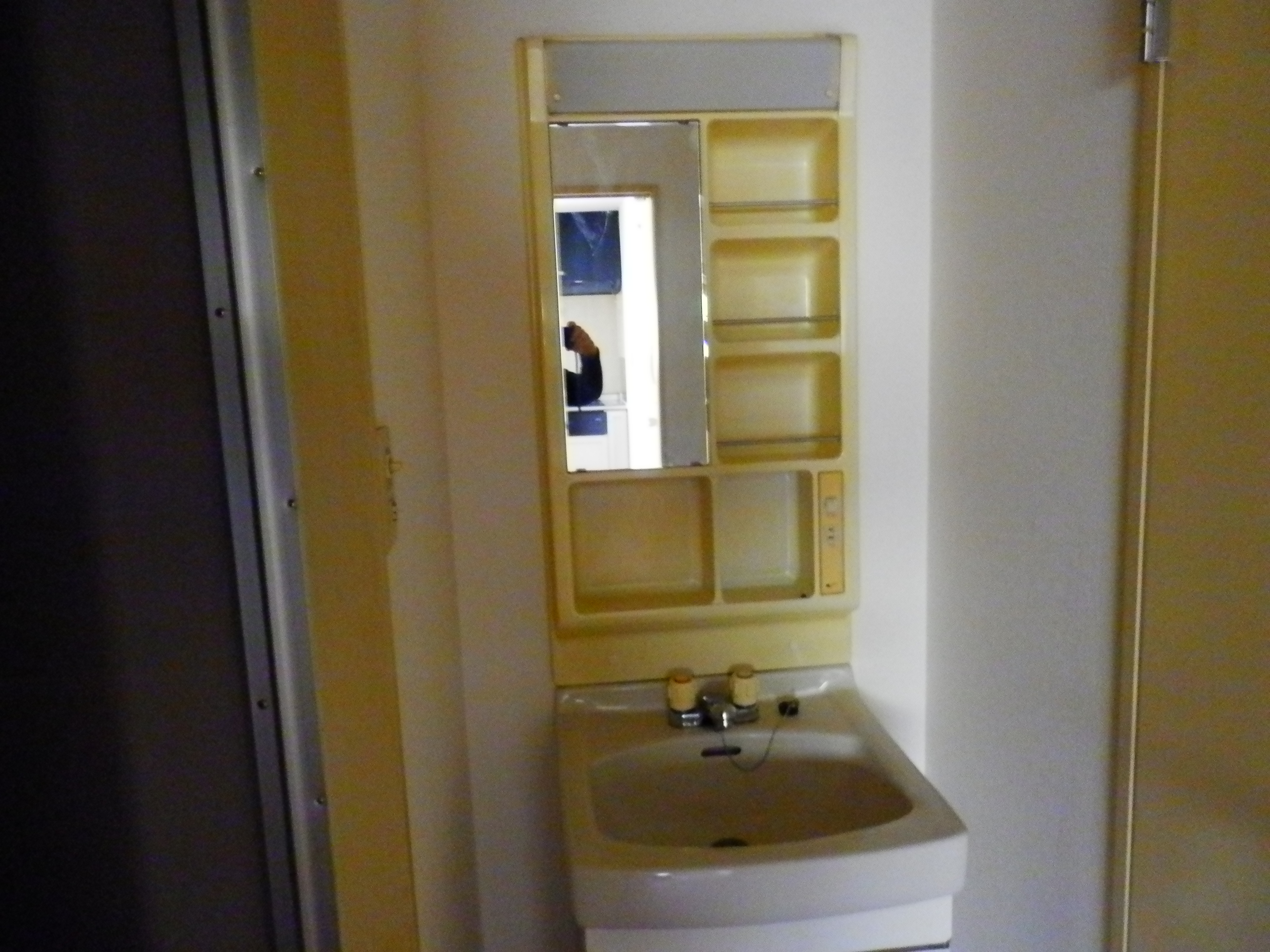 CA028(ボナール矢船)洗面台