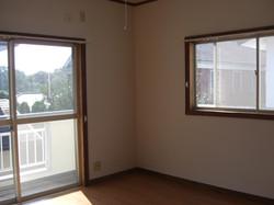CA019(コーポ美里)2階洋室