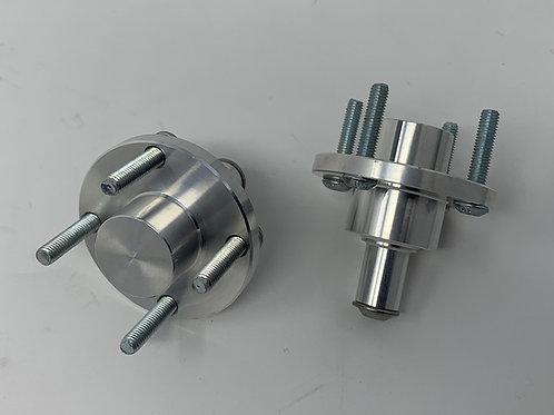 Inertia BRP Tire adapters for Baja Front wheels
