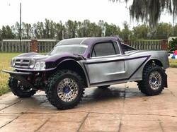 Tommy Hua custom five build