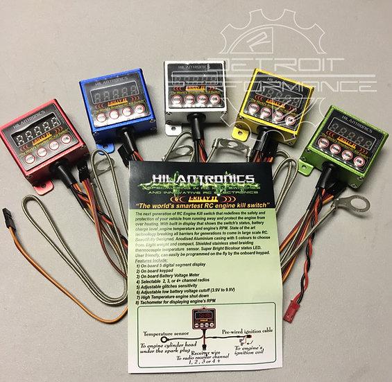 Hilantronics Ikilly2 System Monitor and Kill Switch
