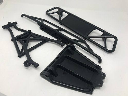 30N Complete Front/Rear bumper for Losi 5T,  and Outlaw