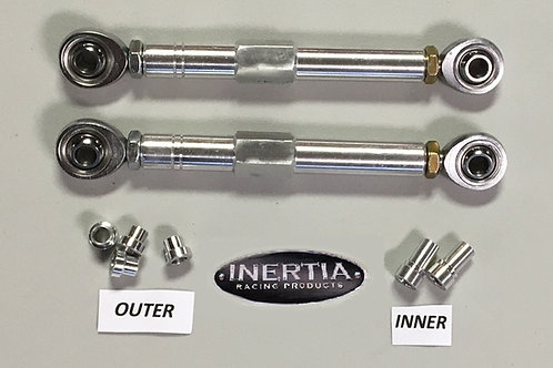 Inertia Racing Products Rear Camber Links for Losi 5ive T (1.0 & 2.0)
