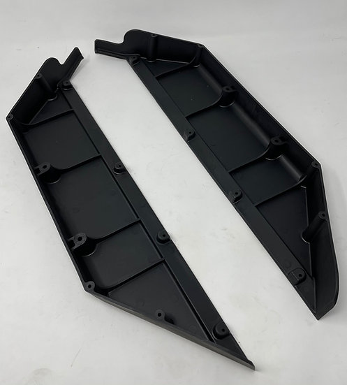LOSB2570 - Side Guard Set: 5IVE-T, MINI WRC,Outlaw, Hybrid