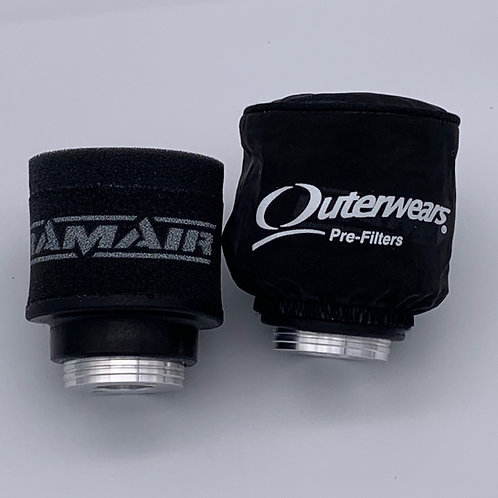 Outerwear Pre-Filter for Ram Air Filter