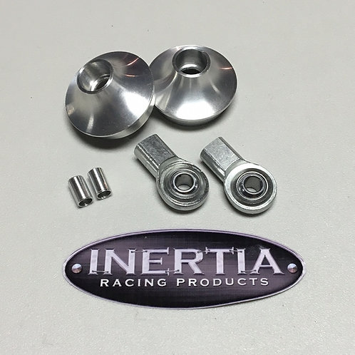 Inertia Racing Products Rod ends and shock perch combo for Losi 5iveT/B