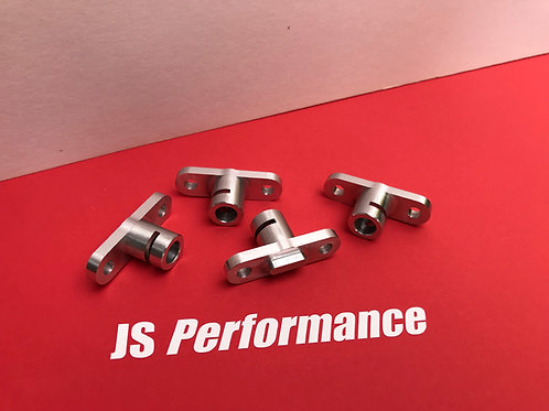 JS Performance HD billet cage mounts for Raminator (x4)