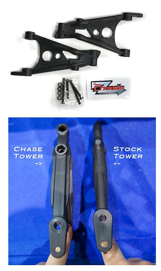 Team Chase Rear shock uprights for Baja 5b/5T/5SC