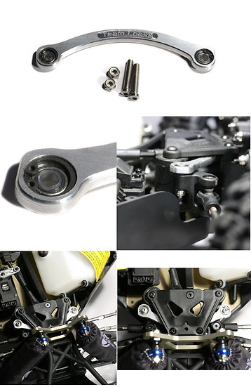 Team Chase steering upgrade for Losi 5iveT/B