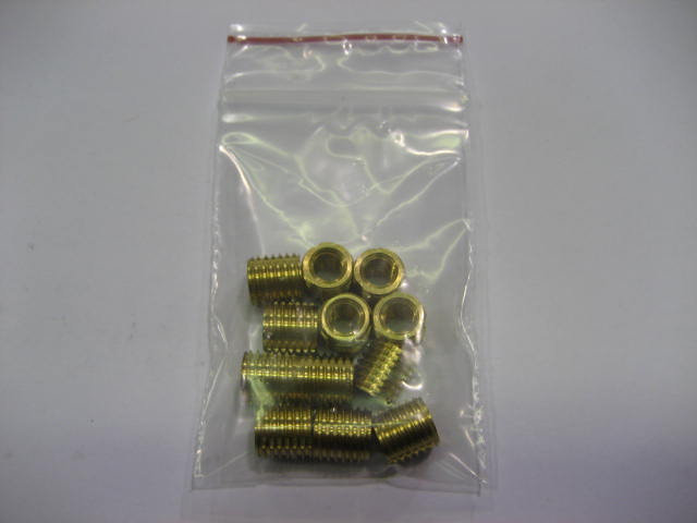 Axis thread insert replacements