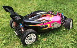 Losi 5ive Buggy Conversion
