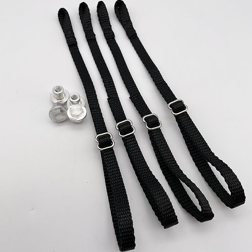 Galante HD limit straps for DIY Hybrids
