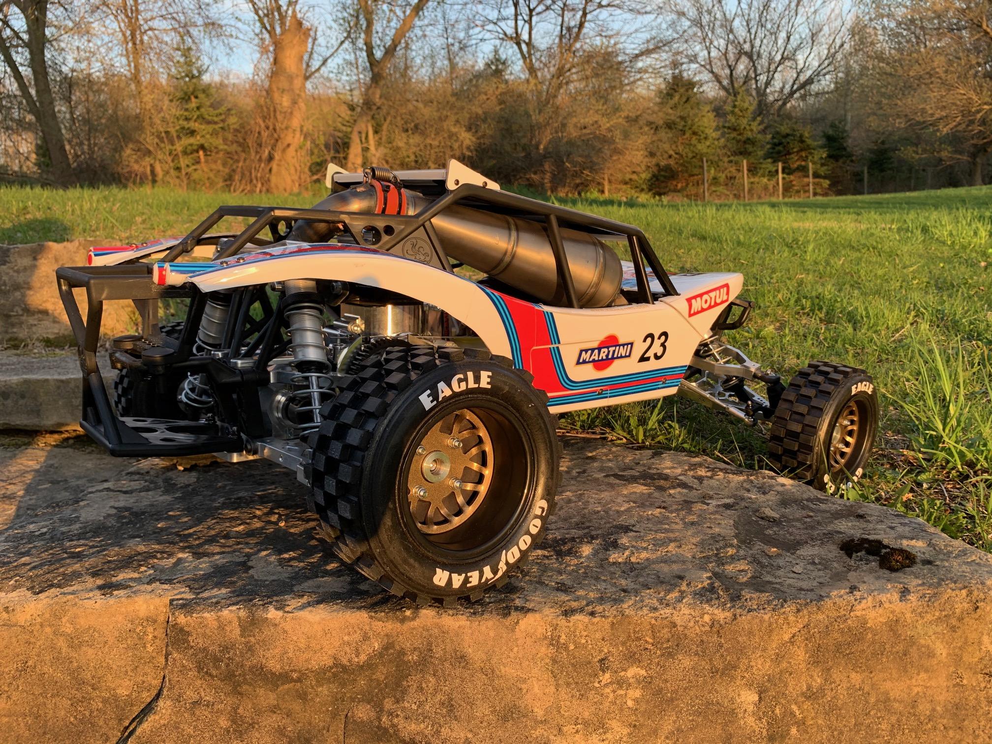 SX5 build