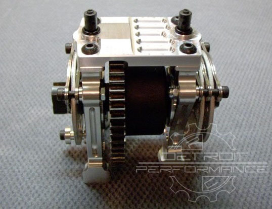 Modified RC Losi Center Differential Carrier