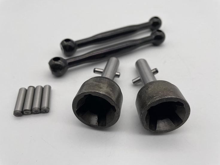 IRC Standard Length drive shaft kit for rcmax hex locker