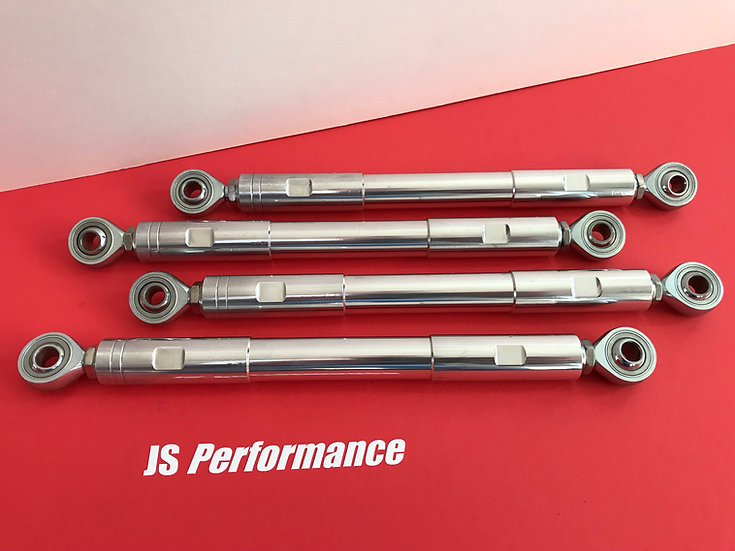 JS Performance HD Upper Trailing Arm kit for Raminator (4pk)