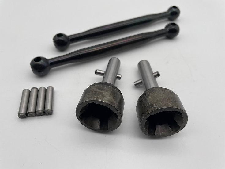 IRC Extended Length drive shaft kit for rcmax hex locker