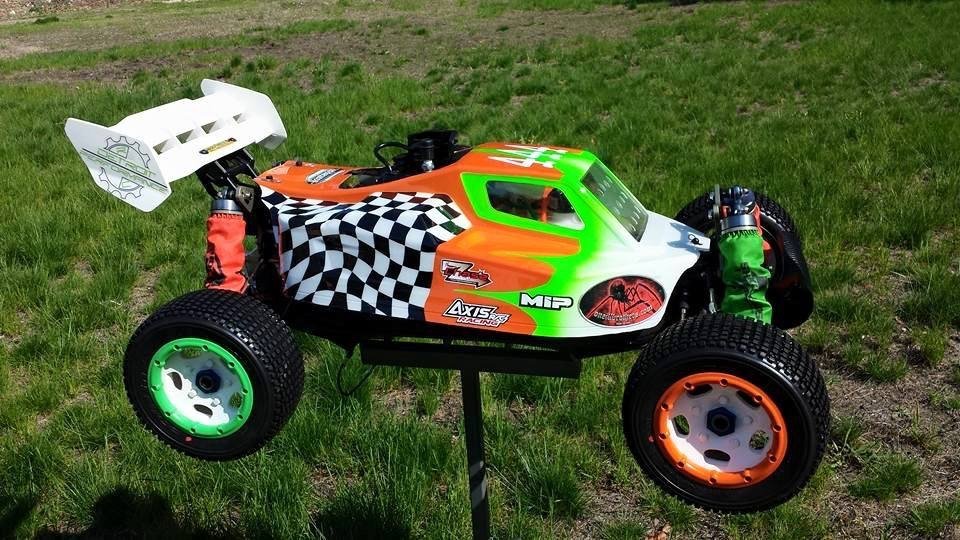 Race Ready Buggy