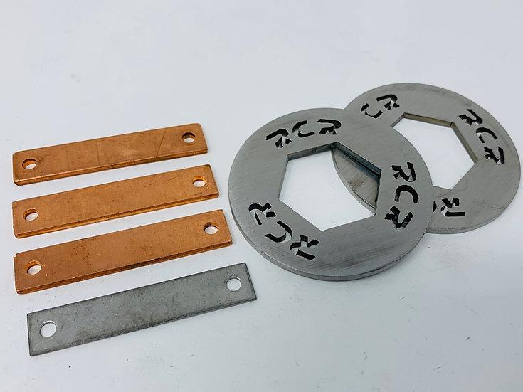 RCR upgraded brake kit for Baja