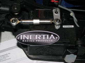 Inertia Racing Products Steering Servo Link for Kraken Vekta