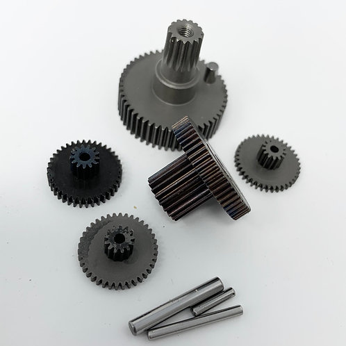 Hilantronics 70180d series replacement gear set