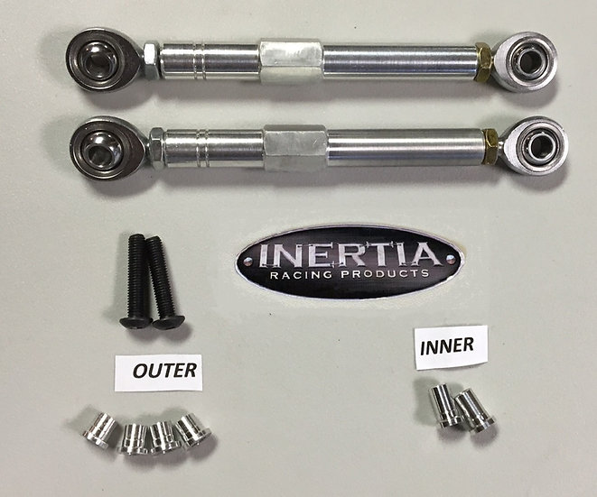 Inertia Racing Products Steering Turnbuckles Losi 5ive B/ Mini