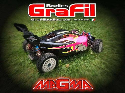 Grafil G-Magma Buggy Body for Stock Losi 5iveT