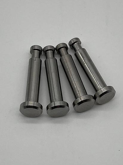 Innovative RC Titanium king pin set for Losi 5iveT/B