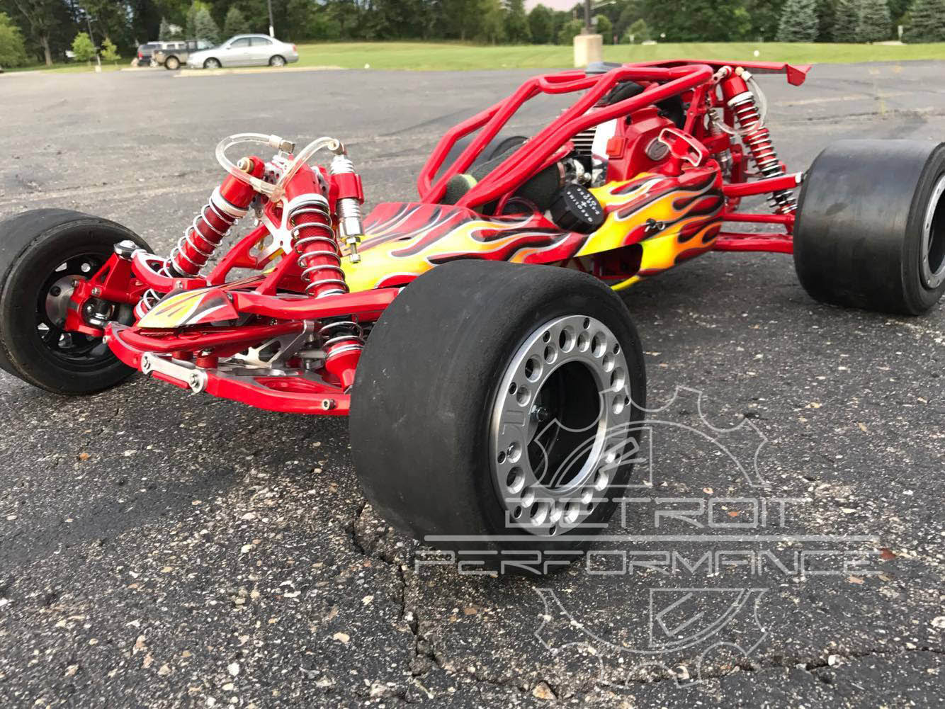 Gallery | Detroit Performance RC 1/5 scale upgrades and