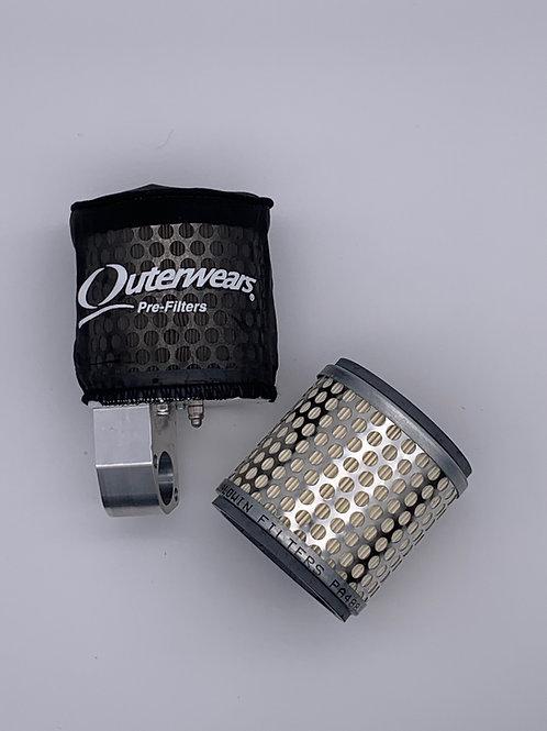 Outerwear Pre-Filter for RCMAX billet filter