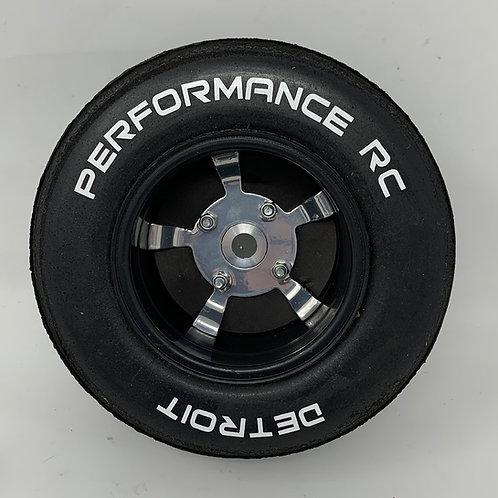 Bishop Machine Shop 5 Star wheel inserts for BRP tires