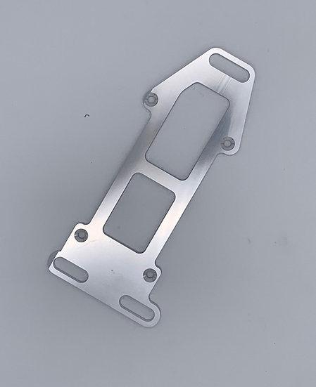 RCMAX billet MCD engine fitment plate