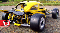 Custom Super Bee Baja