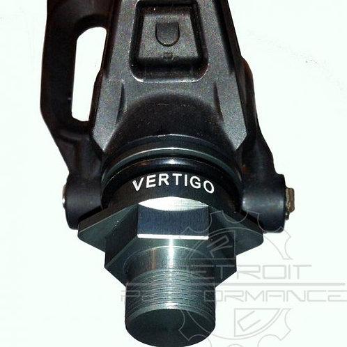 Vertigo 9mm Rear Hub extenders for Baja Vertigo