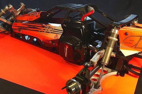 Red Arrow USA thunder jet body kit for Baja 5b