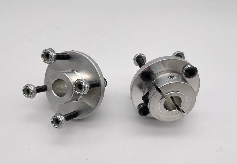 Inertia Racing BRP v2  clamp on Adapters for Losi, Kraken and Baja Rear