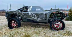 Detroit Performance Outlaw Hybrid build