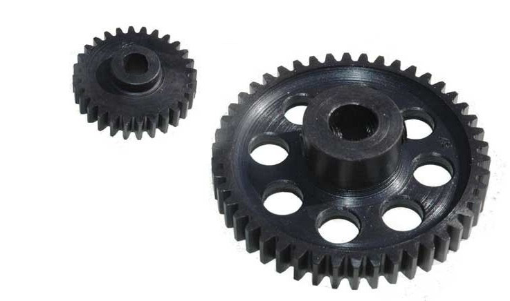 Blackbone Hardened Pinion/Spur set for Baja