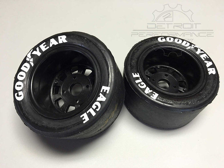 Wheel Stickers for 1/5 Scale Wheels