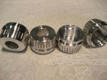Axis billet shock bottoms for Losi shocks