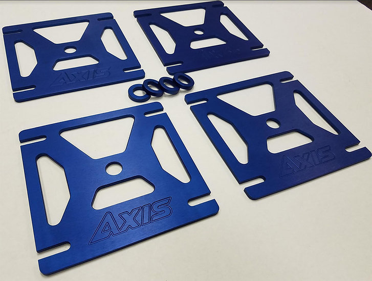 Axis RC set up plates