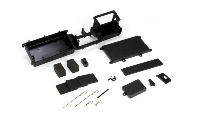 LOSB2585 Losi factory battery tray for 5iveT/Mini