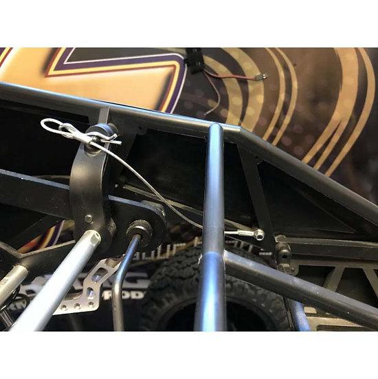 Vertigo Quick Release Rear body posts for Kraken Vekta