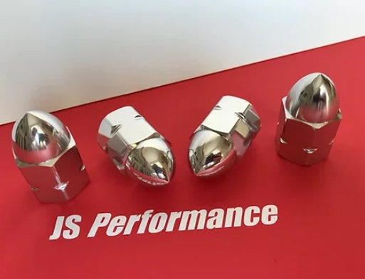 JS Performance wheel nuts for Raminator (x4)