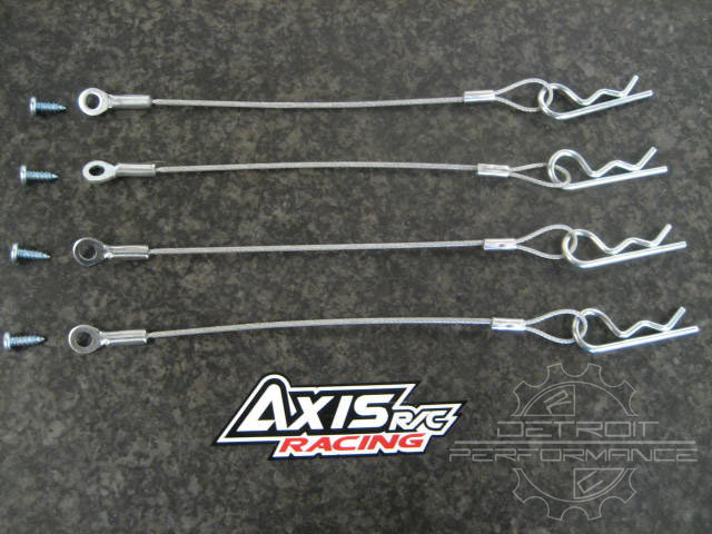 Axis RC Ultimate Body Pins