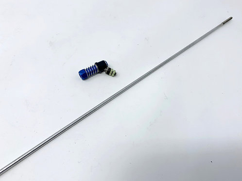 Upgrade throttle linkage with quick release kit
