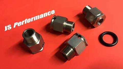 JS Performance Raminator wheel extenders (x4)